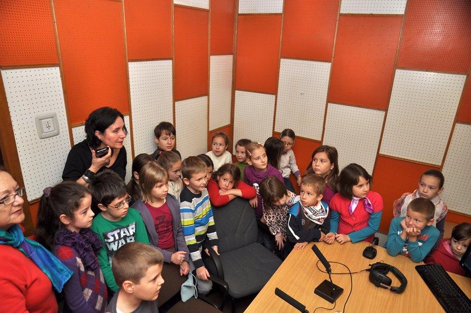 Radio Tîrgu-Mureș și-a deschis astăzi porțile pentru ascultători