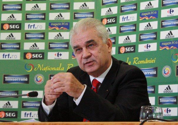 Iordănescu, confirmat ca selecţioner al echipei naţionale
