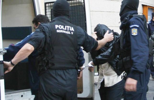 Arestări în Valea Jiului