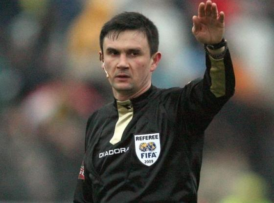 Cristian Balaj va arbitra derby-ul Steaua – Dinamo
