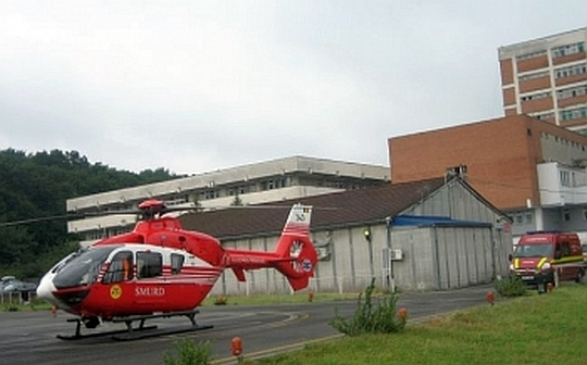 Heliportul de la Spitalul Judeţean Braşov va costa 165.000 de lei