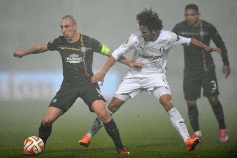Europa League: Astra Giurgiu – Celtic Glasgow 1-1