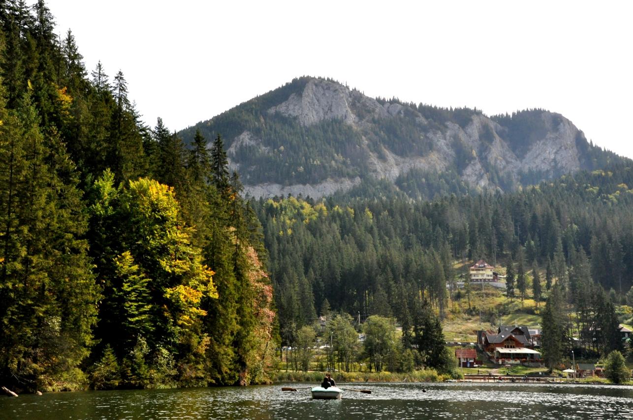 RTM îţi recomandă: Parcul Național Cheile Bicazului-Hășmaș – minuni săpate în stânci spectaculoase