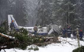 Angajaţi ai ROMATSA şi ai Ministerului Transporturilor, audiaţi în dosarul accidentului aviatic din Apuseni
