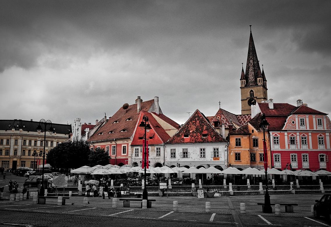 Numărul turiştilor care au vizitat în acest an Sibiul a crescut cu 12 procente