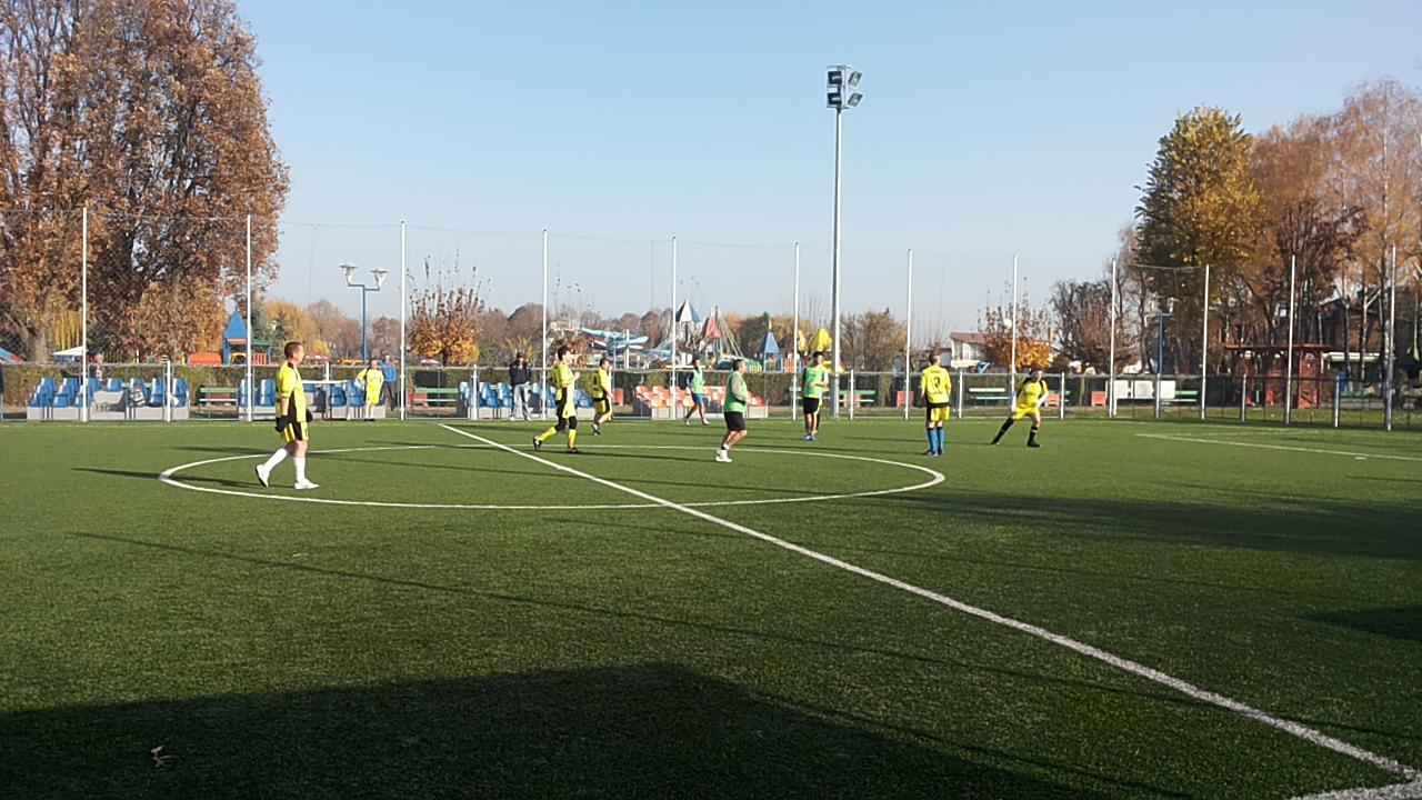 A început Memorialul Călin Macavei la fotbal