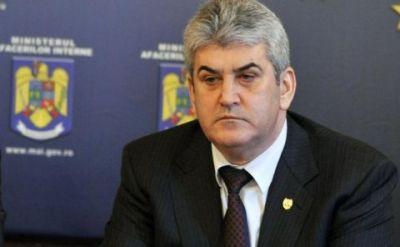 Ministrul de interne a votat în prima oră de la deschiderea urnelor
