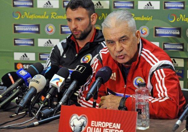 Iordănescu schimbă echipa în amicalul cu  Danemarca