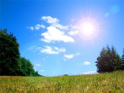 Vreme relativ caldã maine in Transilvania
