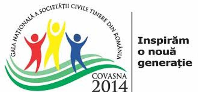 Gala Naţională a Societății Civile Tinere din România va avea loc la Covasna