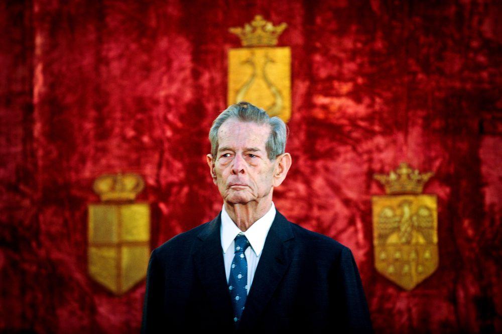 Regele Mihai, sărbătorit la Palatul Elisabeta