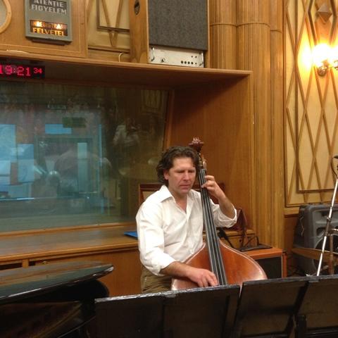 Pedro Negrescu în concert la Radio Tîrgu-Mureş