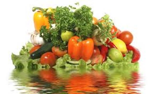 Fructe şi legume colorate pentru un corp sănătos