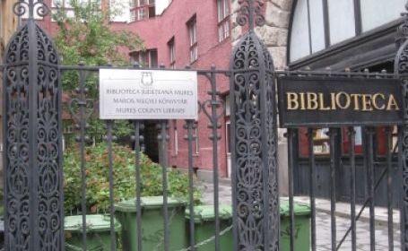 Cei mai mici cititori au deschis Zilele Bibliotecii Judeţene Mureş