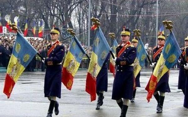 Ceremonii militare, religioase şi concerte de Ziua Naţională a României la Târgu-Mureş
