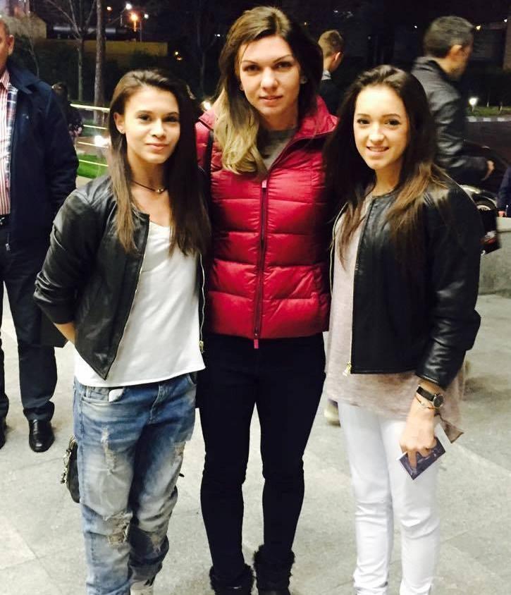 Simona Halep şi Larisa Iordache, favorite în ancheta pentru cei mai buni sportivi din Balcani