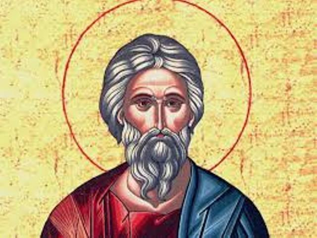 La mulți ani tuturor celor care poartă numele Sfântului Andrei!