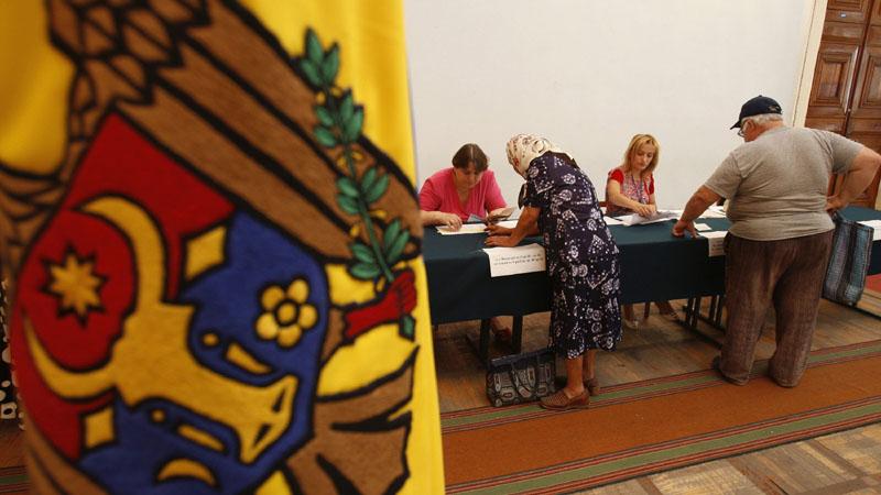 Vot în plină desfăşurare şi la  Braşov