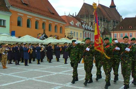Ziua Naţională a României  sărbătorită şi la Braşov