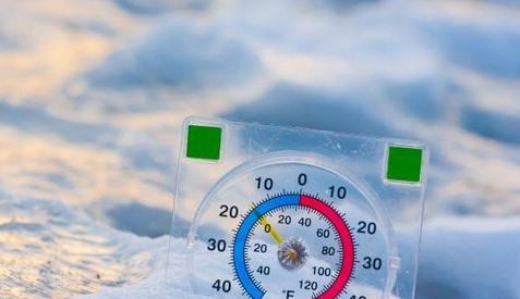 Miercurea Ciuc, polul frigului în România