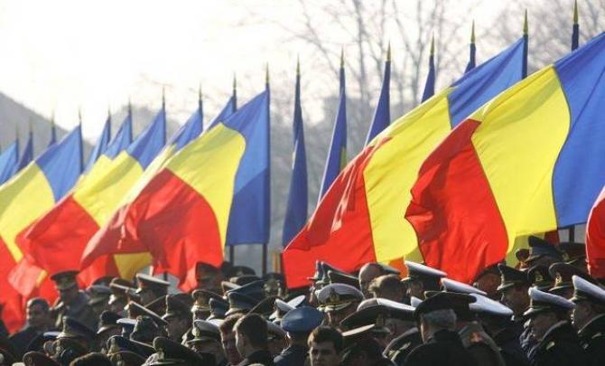 Peste o mie de persoane participă la Sf.Gheorghe la manifestările organizate de  Ziua Naţională a României