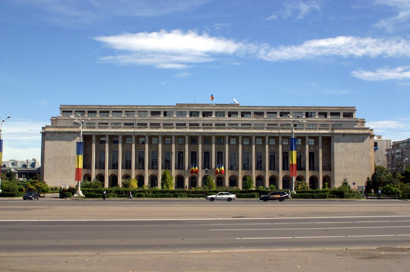 La Palatul Victoria – azi, şedinţă specială de Guvern pentru aprobarea proiectului bugetului de stat pe 2015