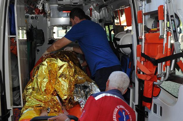 UPDATE Femeia rănită în explozia din această dimineață s-ar putea să aibă nevoie să fie transferată la București