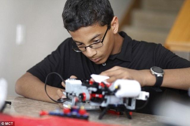 Un puşti de 13 ani a găsit soluţia pentru o problemă care afectează 300 de milioane de oameni