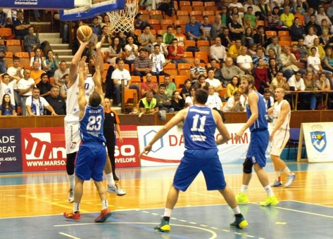 BC Mureş pierde la Cluj