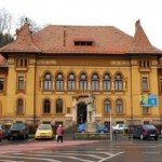 """Biblioteca Judeţeană """"George Bariţiu"""" din Brașov"""