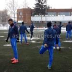 ASA Tg.Mureş a făcut deplasarea în Turcia cu un lot de 27 de jucători
