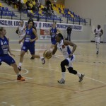 Olimpia CSU Braşov joacă la Sf. Gheorghe