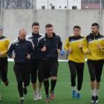 FC Braşov a jucat primul meci amical