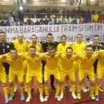 Futsal: România şi-a aflat şi ultima adversară din preliminariile EURO 2016