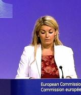 Raportul MCV va fi făcut public mâine, a anunţat purtătorul de cuvânt al Comisiei Europene, Mina Andreeva