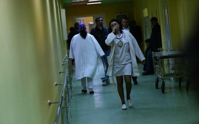 spor noapte spital