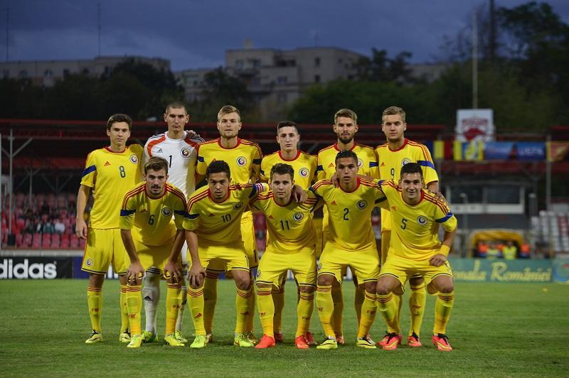România, în urna a doua la tragerea la sorţi a grupelor preliminare ale Campionatului European de tineret
