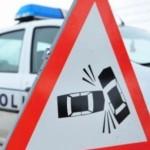 Accident rutier pe DN7 în Vâlcea. Două persoane au murit, iar alte patru sunt rănite