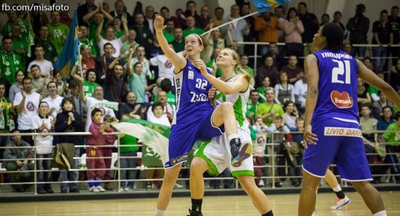 Victorii pentru Sepsi Sf.Gheorghe şi Olimpia Braşov, în Liga Naţională de baschet