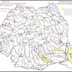 Cod galben de inundaţii pe mai multe râuri din ţară