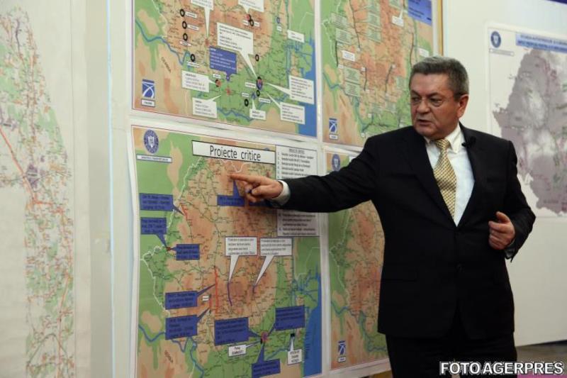 ioan-rus-ministrul-transporturilor agerpres