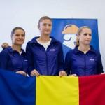România îşi va afla mâine adversara din barajul penru Grupa Mondială a Fed Cup