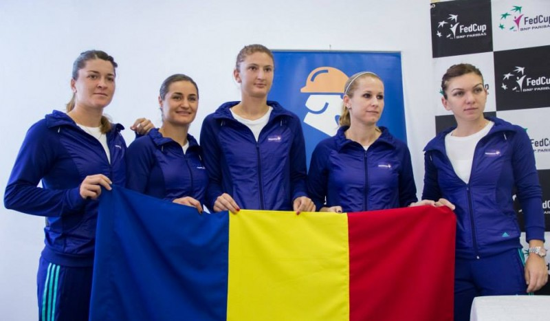 romania fed cup bun