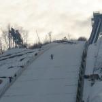 La Râşnov se dispută două etape din Cupa Mondială la sărituri cu schiurile – feminin