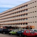 Fatada Spital
