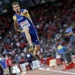 Marian Oprea , medaliat cu bronz la Europenele de atletism de la Praga