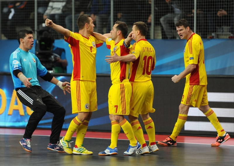 Romania futsal 1 uefa com