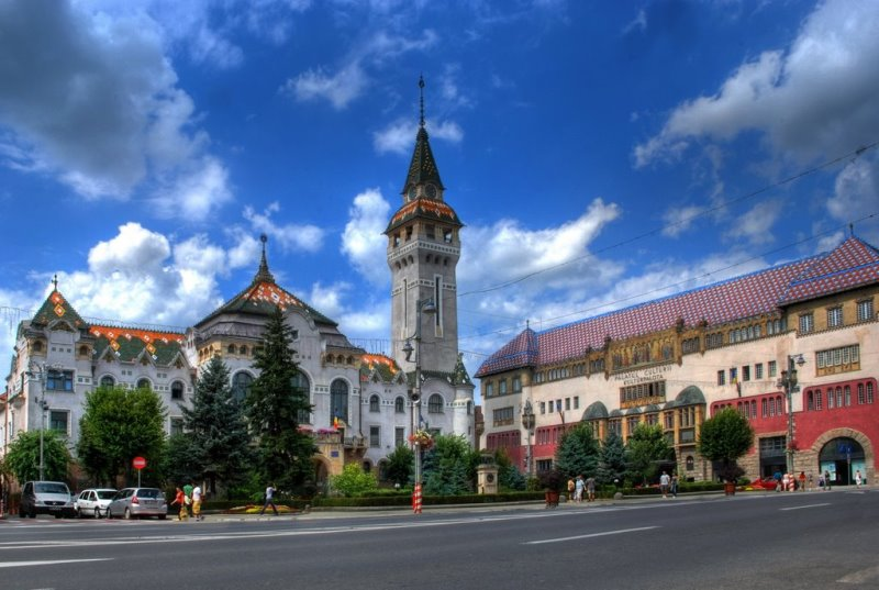 Targu-Mures worldwideromania com