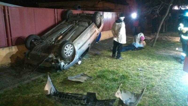 accident, mort, stadion paltinisan, Timişoara