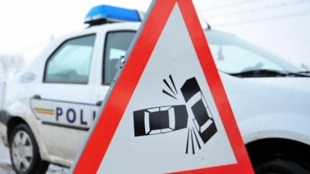 accident-circulatie-masina-politie